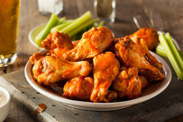 Alitas de Pollo Buffalo Wings