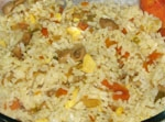 Arroz Oriental (Thermomix).