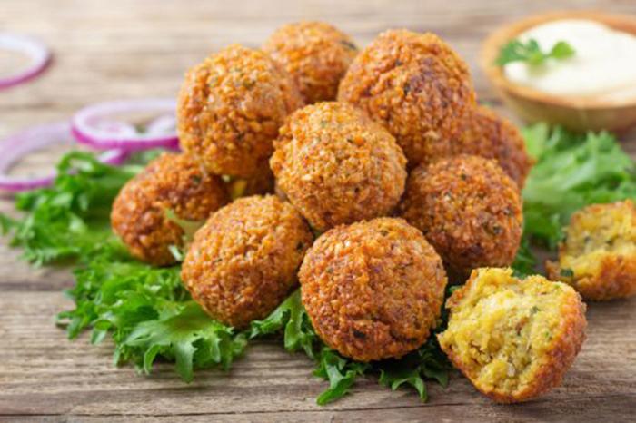 Auténtico Falafel Árabe
