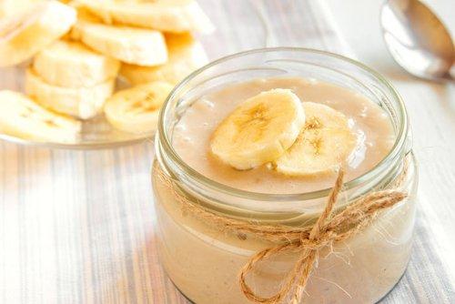 Batido de Plátano y Canela
