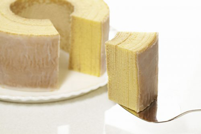 Baumkuchen, Pastel Rayado Alemán