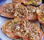 Berenjenas con Tomate y Anchoas.