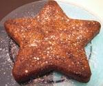 Bizcocho de Azucar Mascabado y Bolitas de Chocolate.