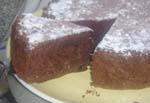Bizcocho de Chocolate de Sara (Thermomix).