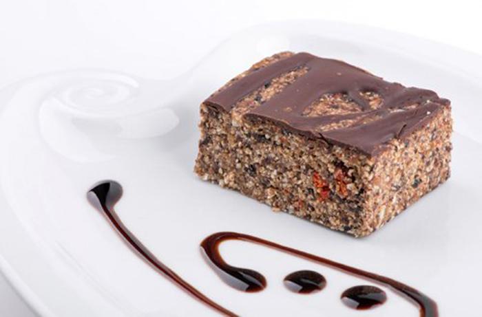 Bizcocho de Chocolate Vegano
