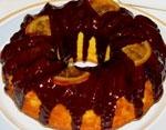 Bizcocho de Chocolate y Naranja (Thermomix).