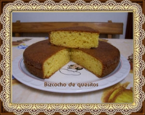 Bizcocho de quesitos -TH 21-