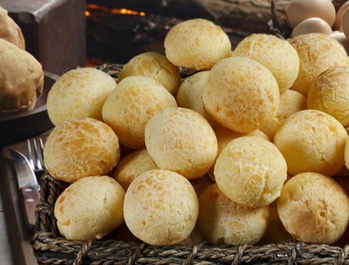 Bolitas de Pan de Queso