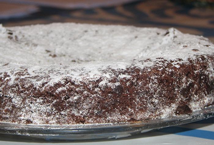 Brownie Boir Microondas
