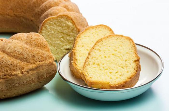 Bundt Cake de Anís