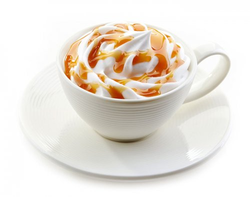 Café con Nata y Caramelo