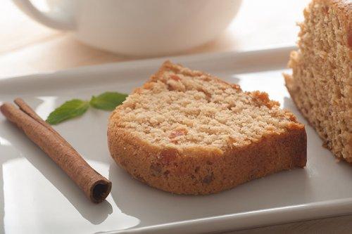 Cake de Zanahoria y Canela