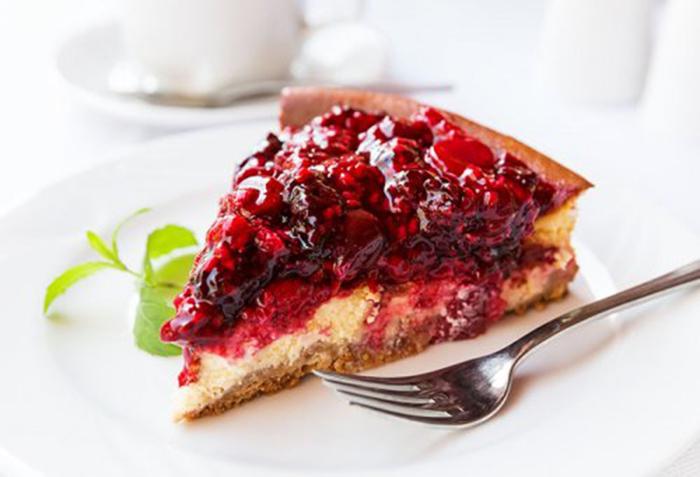 Cheesecake con Extra de Frutos Rojos