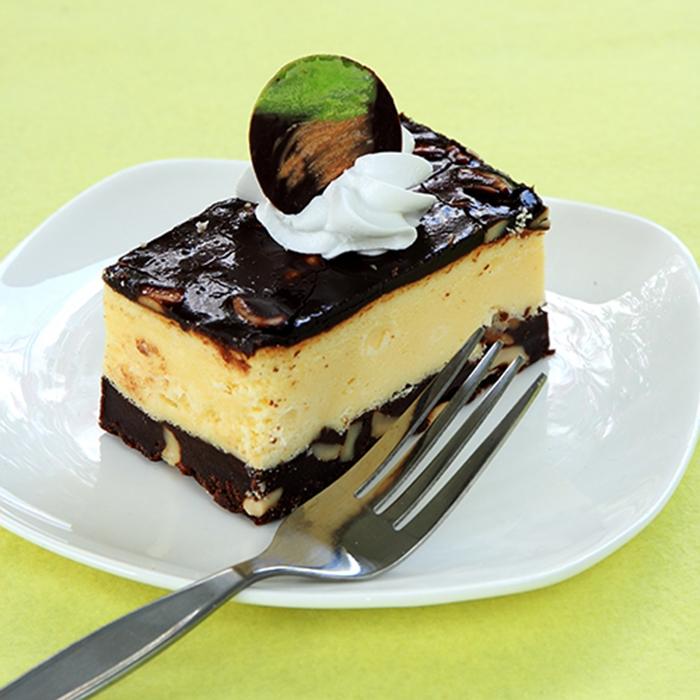 Cheesecake de Dos Chocolates