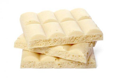 Chocolate Blanco Casero
