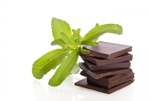 Chocolate con Stevia