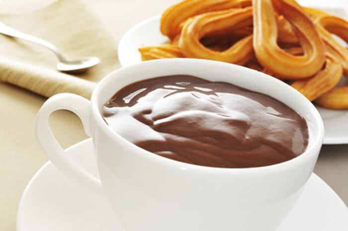 Chocolate para Churros y Porras