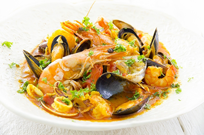Cioppino de Marisco
