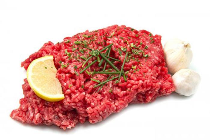 Cómo Aliñar la Carne Picada