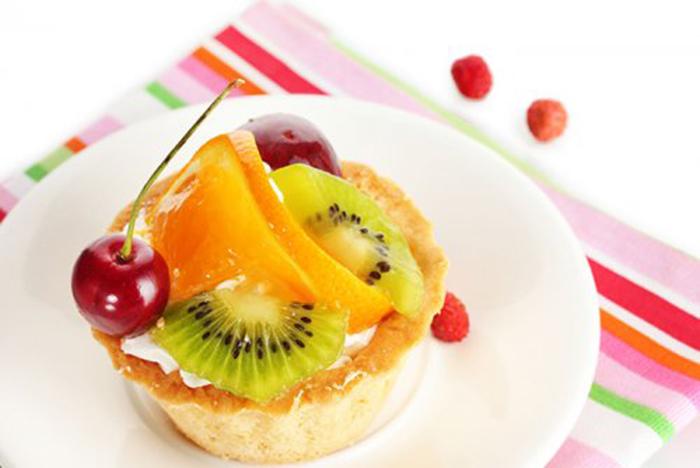 Cómo dar Brillo a Frutas para Pasteles