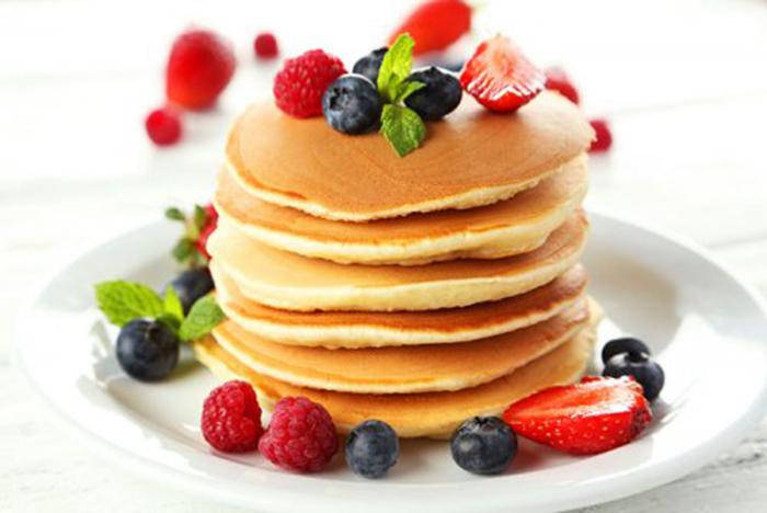Cómo Hacer Pancakes Esponjosos