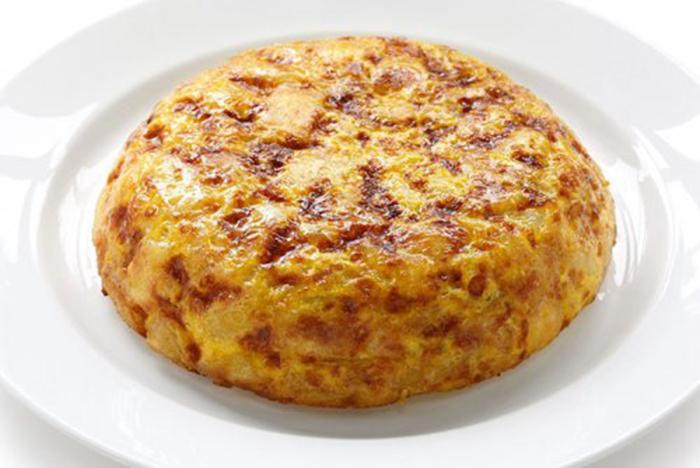 Cómo Hacer una Tortilla Española muy Esponjosa