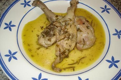 Conejo con limón (Italia)