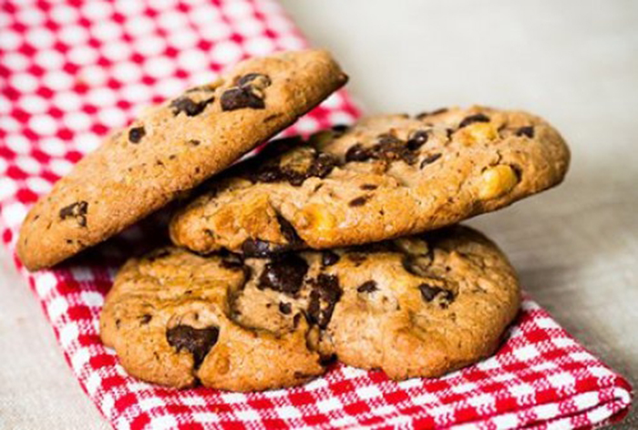 Cookies con Chispas de Chocolate
