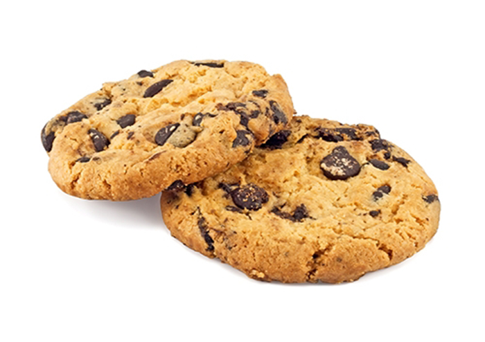 Cookies con Chocolate tipo Chips Ahoy