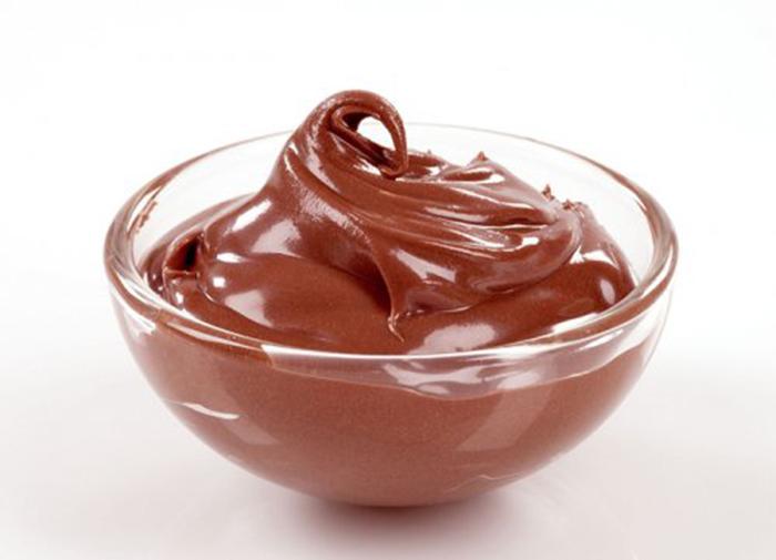 Crema de Chocolate Sin Gluten ni Lactosa