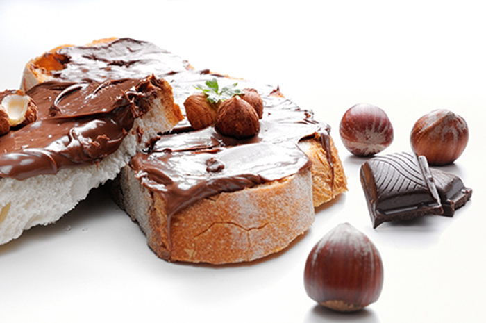 Crema de Chocolate y Avellana Casera