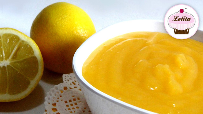 Crema de Limón Casera (Lemon Curd)