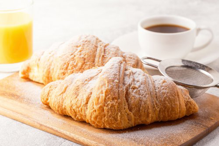 Croissant Casero Fácil