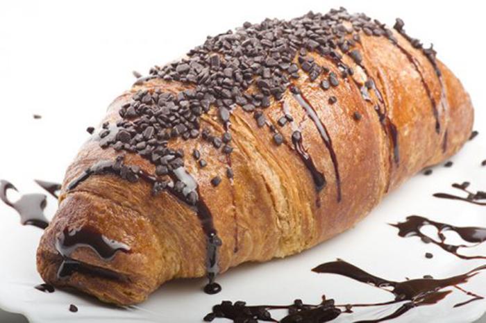 Croissant de Chocolate Sin Gluten