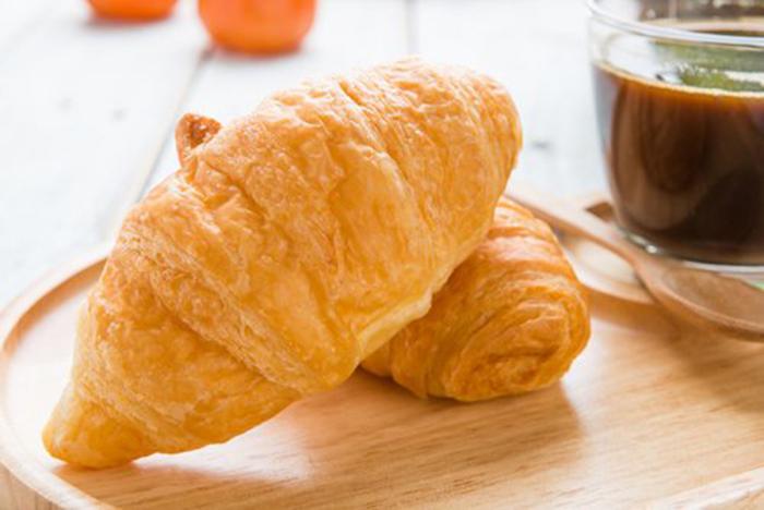 Croissants Sin Huevo