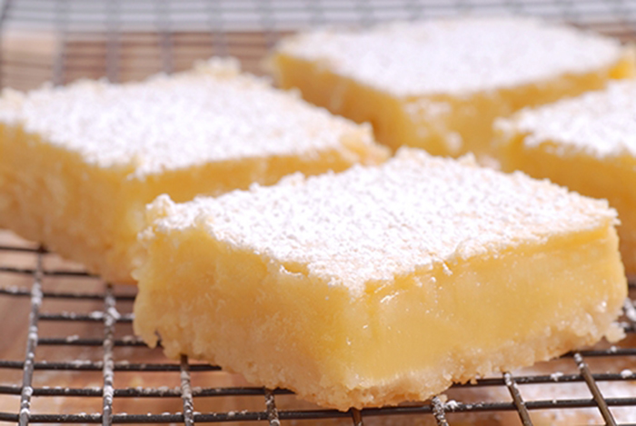 Cuadraditos de Limón Lemon Bars