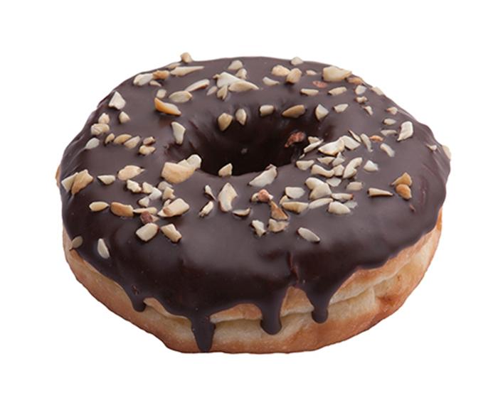 Donut de Chocolate con Almendra