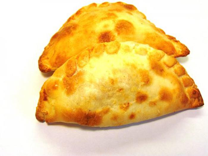 Empanadillas de Jamón, Queso y Huevo