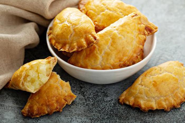 Empanadillas de Patata