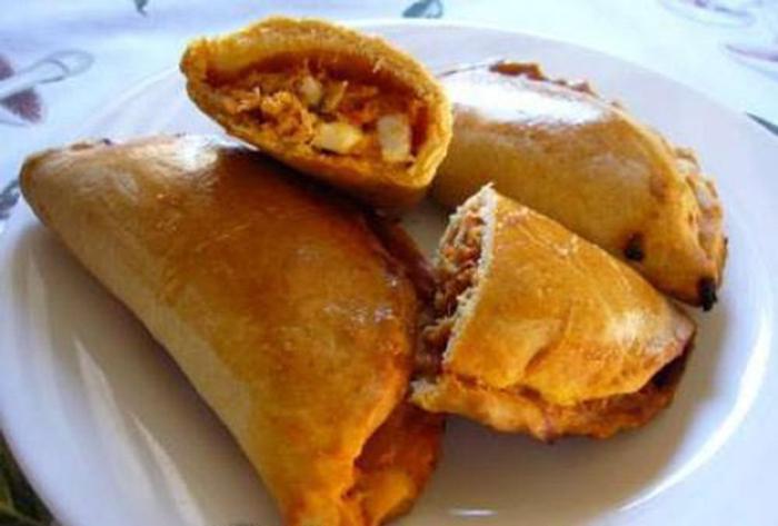 Empanadillas de Pisto y Atun