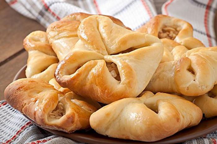 Empanaditas de Manzana