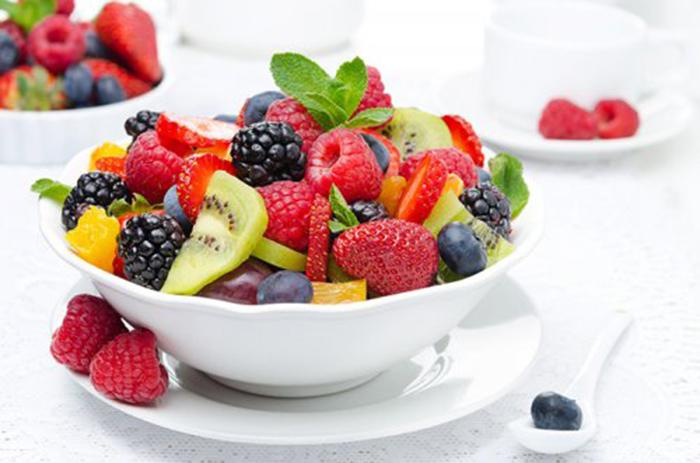 Ensalada de Frutas Antioxidante