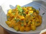 Ensalada de Mango y Menta.