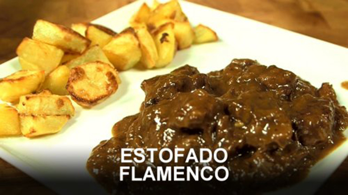 Estofado Flamenco de Carne