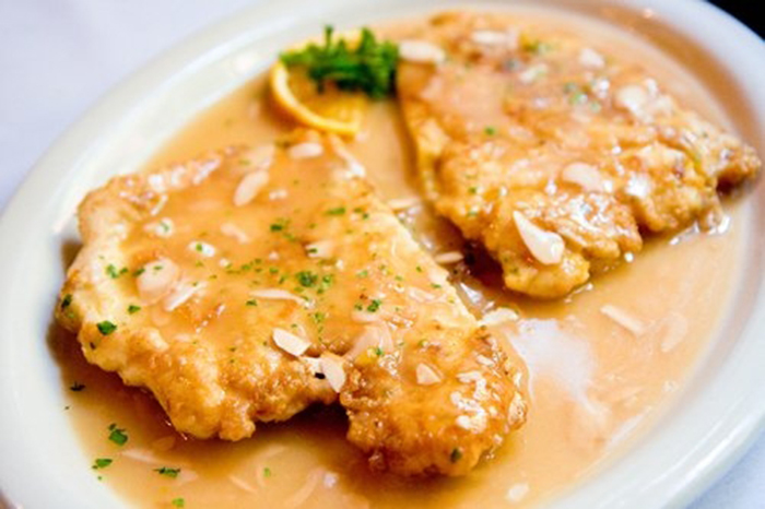 Filetes de Pollo en Salsa