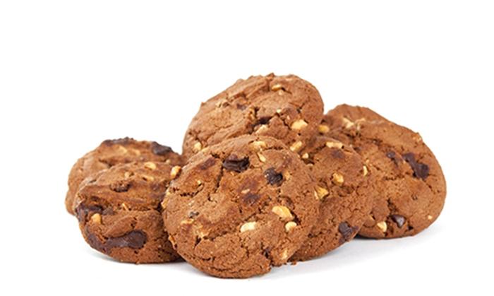 Galletas con Nueces y Chocolate