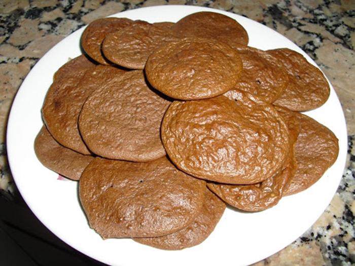 Galletas de Chocolate Dukan