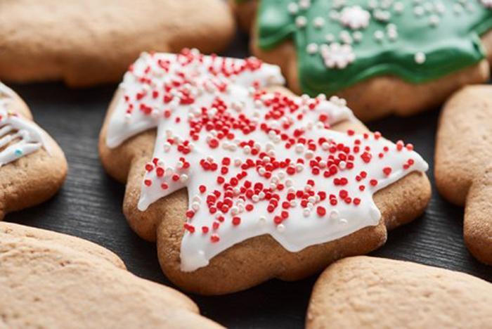 Galletas de Navidad Glaseadas