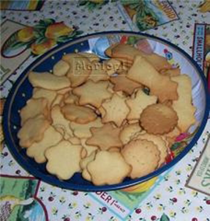 Galletas de ron