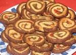 Galletitas en Espiral, con Cereza.